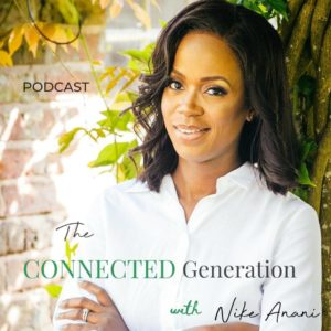 nike anani the connected generation